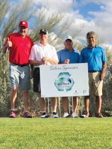 Reducing Waste … and Reducing Golf Scores
