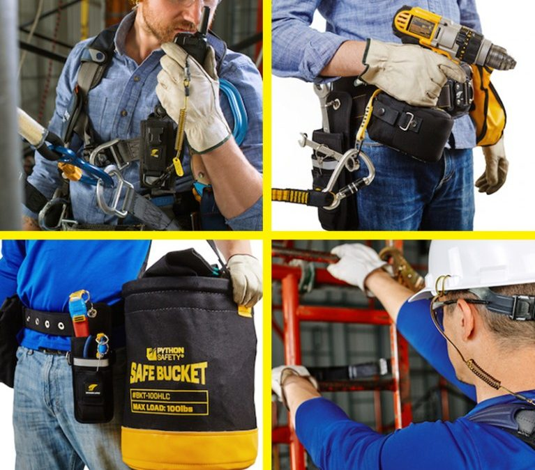Partnering To Prevent Injuries from Falling Tools