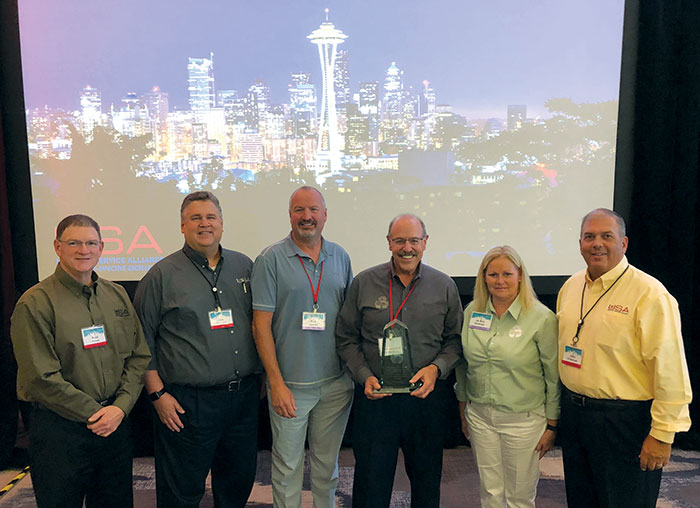 UniTech Named Utilities Service Alliance Supplier of the Year