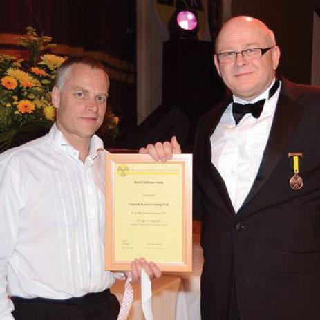 UniTech UK Receives Award During SRP 2014