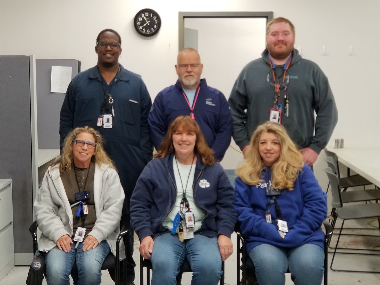 Outage Crew Named Peach Bottom's MVPs 1