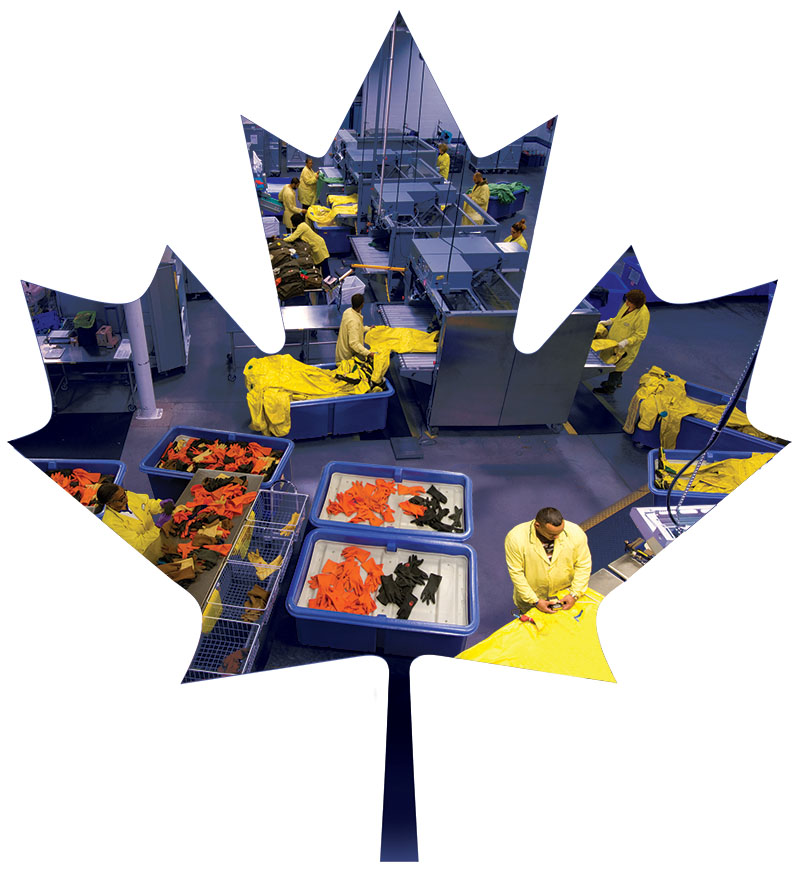 UniTech Celebrates 20 years of Partnership With Canadian Nuclear Industry 1